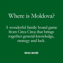 Where Is Moldova Family Board Game From Circa Circa - Where is moldova